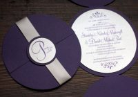 things we love wow factors on invites weddingwire the Useful Wedding Invitations