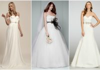 top 27 wedding dress styles for pear shaped brides Pear Shaped Wedding Dress
