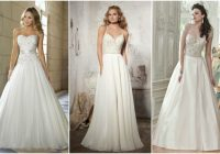 top 27 wedding dress styles for pear shaped brides Wedding Dresses For Pear Shape