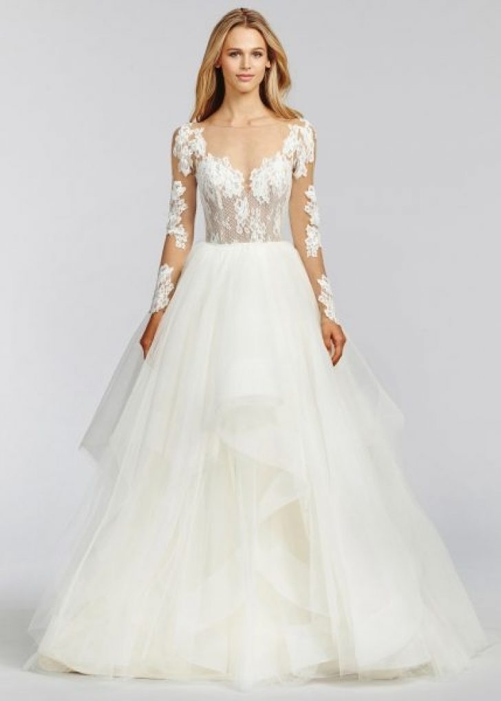 Permalink to Elegant Hailey Paige Wedding Dresses