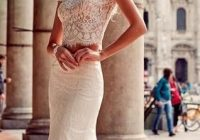 try this beautiful two piece wedding dress from eddy k Wedding Dresses Des Moines