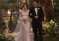 twihards ask what will bellas wedding dress look like Bellas Wedding Dress