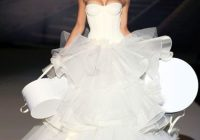 ugly wedding dresses crazy designer wedding dresses Ugliest Wedding Dresses