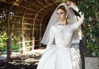 ultra orthodox scene bursting with kosher fashion Orthodox Wedding Dresses