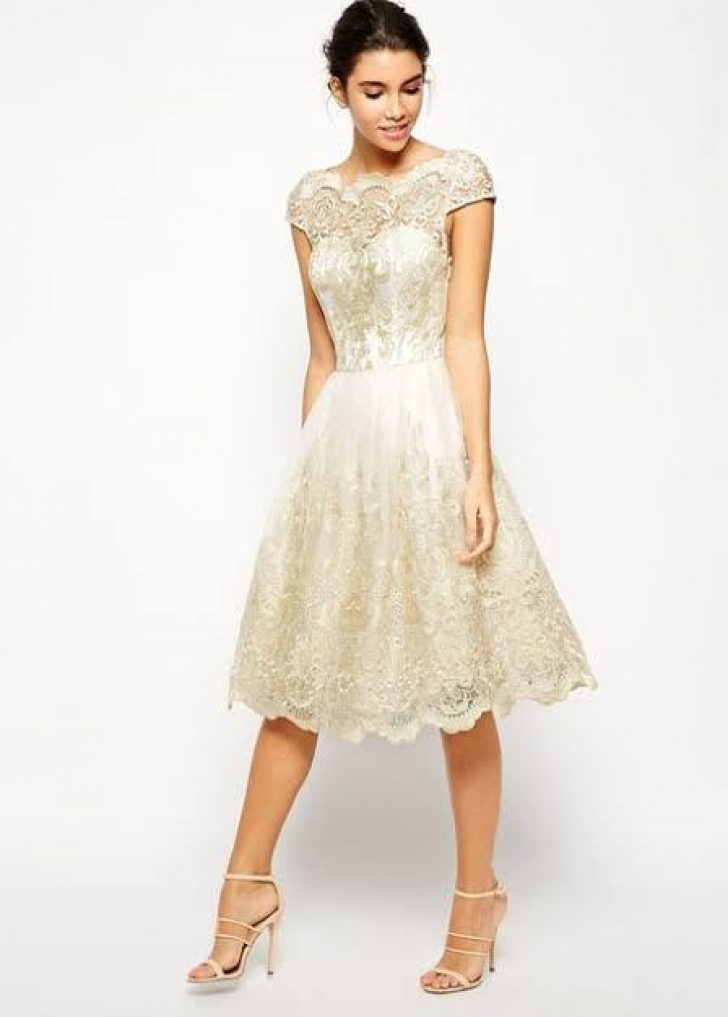 Permalink to Unique Short Wedding Dresses