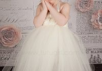 us 400 handmade ivory flower girl dress girls party tutu dress toddler birthday dress ba wedding tutu dress 2t3t4t5t6t7t8t in dresses from Wedding Tutu Dresses For Toddlers