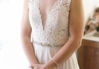 used wedding dress bhldn taryn gown watters Bhldn Used Wedding Dress
