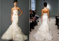 vera wang gemma size 3 wedding dress oncewed bride Used Wedding Dresses Columbus Ohio