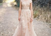 vow renewal dress for 30th anniversary bruiloft kant tule Vow Renewal Wedding Dresses
