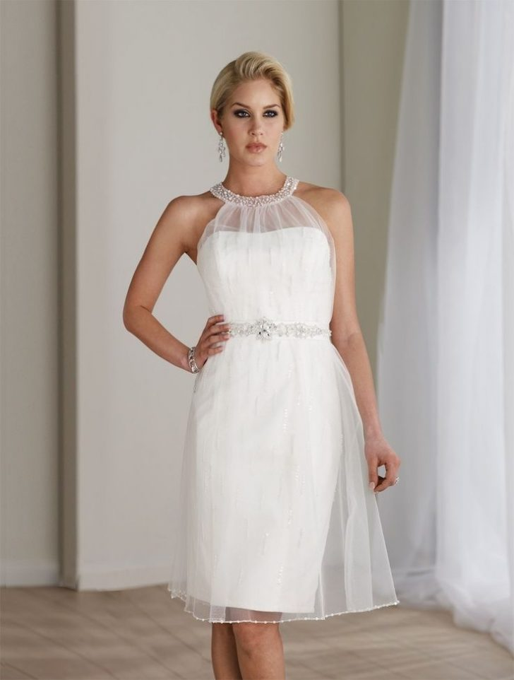 Permalink to Pretty Wedding Dresses For Vow Renewal