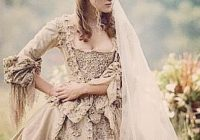 watching pirates of the caribbean elizabeths wedding dress Elizabeth Swann Wedding Dress