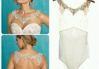 we can order bodysuits to go under any of our wedding gowns The Wedding Dress Geneseo Ny