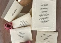 wedding 101 your guide to the different types of wedding Different Types Of Wedding Invitations