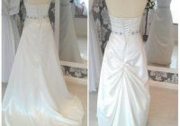wedding dress bustle types all the styles tips you need Wedding Dress Bustle Styles
