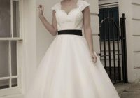 wedding dress in 50s style dress blog edin fifties style Fifties Wedding Dresses