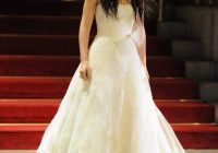 wedding dress of blair waldorf from gossip girl fashion Blair Waldorf Wedding Dress