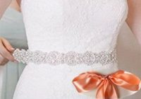 wedding dress sashes fashion dresses Rhinestone Sashes For Wedding Dresses