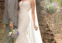 wedding dress with rich lace essense of australia wedding Essence Of Australia Wedding Dresses