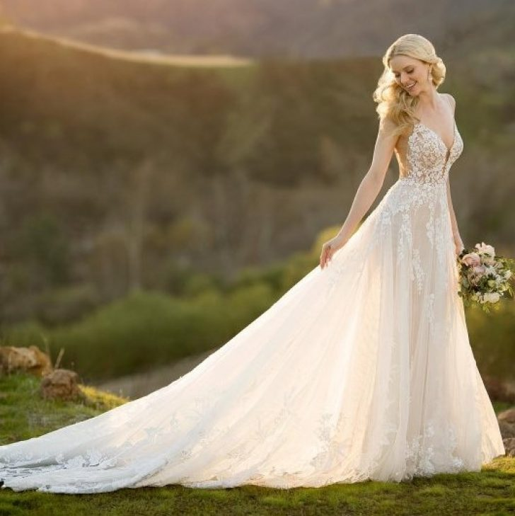 Permalink to Stunning Wedding Dresses Bellevue