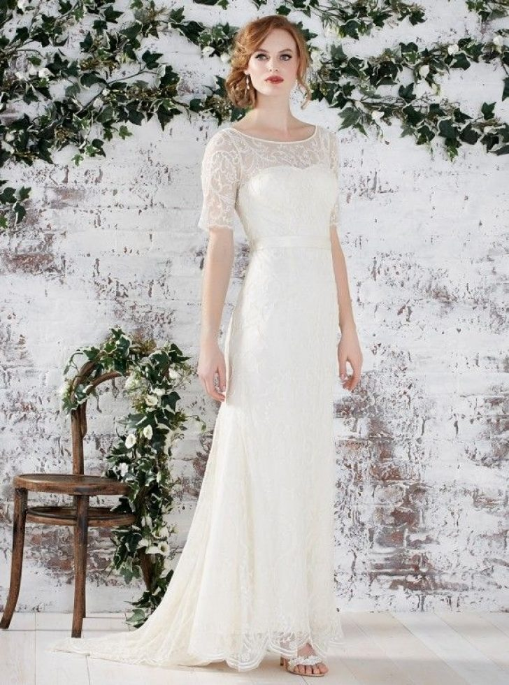 Permalink to Stylish Wedding Dresses Mature Brides Gallery