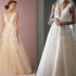 Elegant Wedding Dress For Broad Shoulders