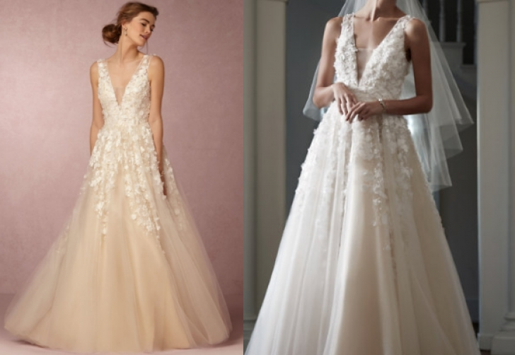 Permalink to Elegant Wedding Dress For Broad Shoulders