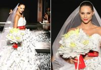 wedding dresses that just scream tacky Tacky Wedding Dresses