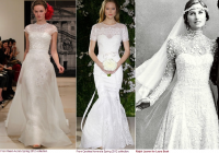 wedding dresses with sleeves are popular again jewish Orthodox Wedding Dresses