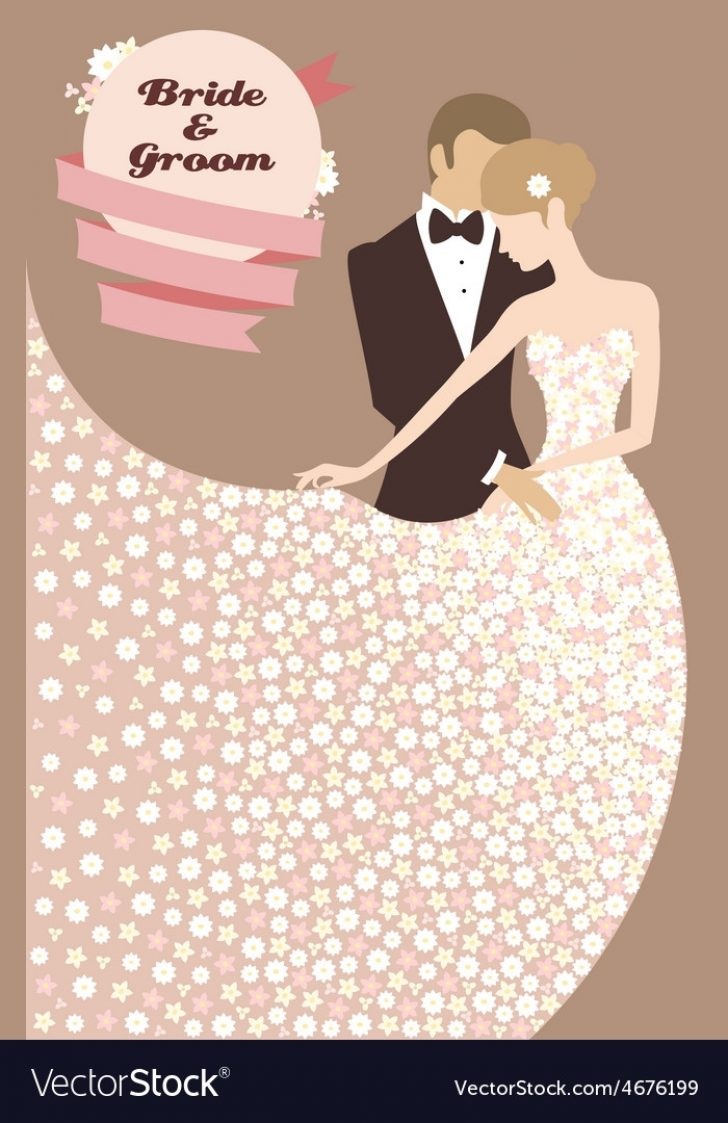 Permalink to Wedding Invitation With Pictures Of Bride And Groom Gallery