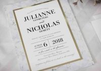wedding invitation wording 101 How Big Are Wedding Invitations