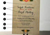 wedding invitation wording dissected crafty pie press What To Include In Your Wedding Invitations