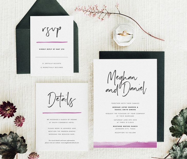 Permalink to What To Include In Wedding Invitation Gallery