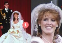 what you didnt know about sarah fergusons wedding dress Sarah Ferguson Wedding Dress