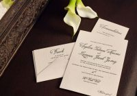 when should i order my wedding invitations paper posh Posh Wedding Invitations