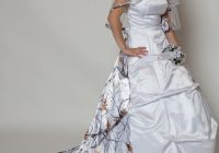 white camo dresses bridal and wedding dress with Camo Sash For Wedding Dress