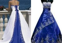 who themed wedding doctor who amino in 2021 strapless Tardis Wedding Dress
