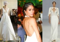 who will meghan markles wedding dress designer be Reasonably d Wedding Dresses