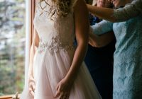 why you should dry clean your wedding dress Dry Clean Wedding Dress Pretty