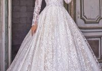 won wedding dresses total inspiration for 2021 in 2021 Pretty Lace Princess Wedding Dress Inspirations