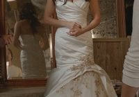 wornontv freyas wedding dress on witches of east end Jenna Dewan Wedding Dress