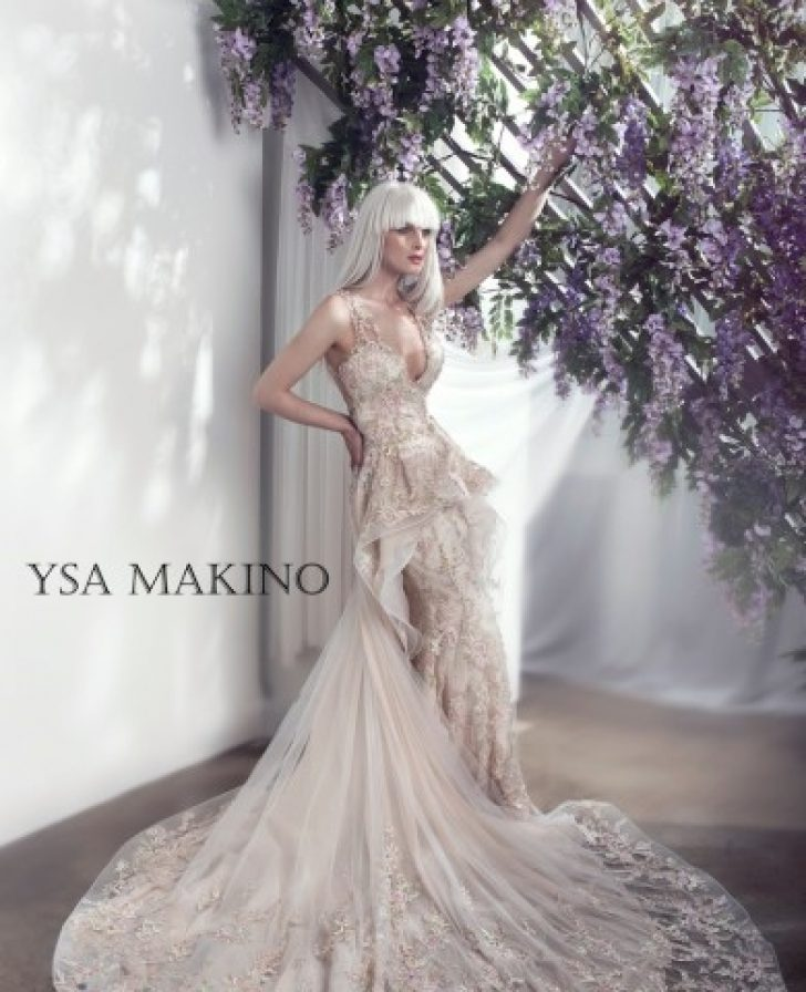 Permalink to Elegant Ysa Makino Wedding Dress