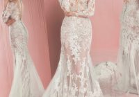 zuhair murad spring 2021 bridal collection belle the magazine Zuhair Murad Wedding Dresses s
